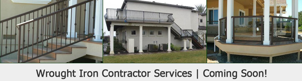 Oklahoma Wrought Iron Contractors